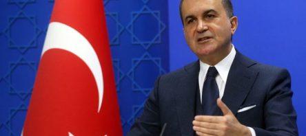 AK Parti Sözcüsü Çelik;  Sondaj çalışmalarımız devam edecek