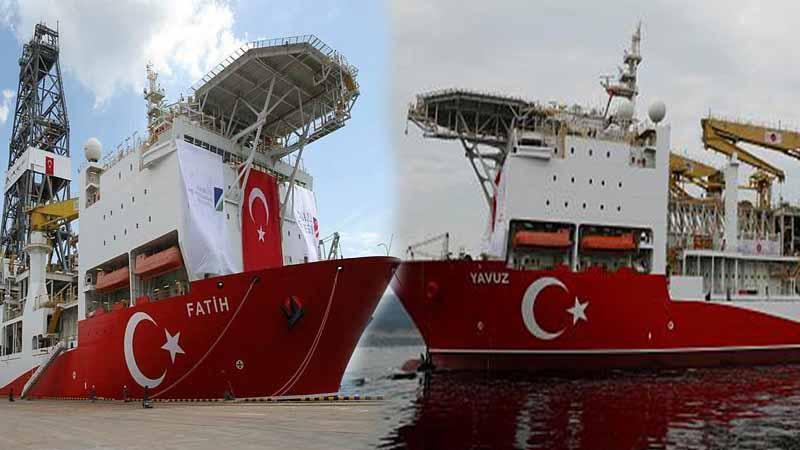 Ada etrafında Türk üçgeni