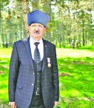 Barış Harekatı'nda gazi olan  Mehmet Erdoğmuş;  Allah bizi koruyordu
