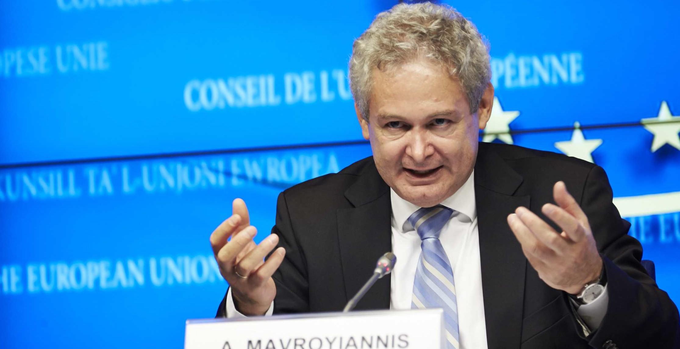 Mavroyannis; Türkiye Kıbrıs'tan gitmeli