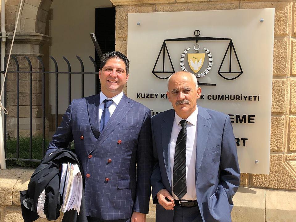 VOLKAN davası sonuçlandı… Davayı Akkurt kazandı