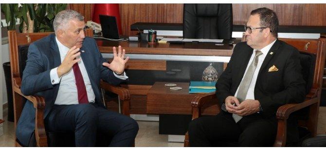 """Maliye Bakanı Amcaoğlu;  """"Refah seviyesini yükselteceğiz"""""""