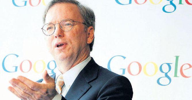 Google'ın eski başkanı Kıbrıs Pasaportu aldı