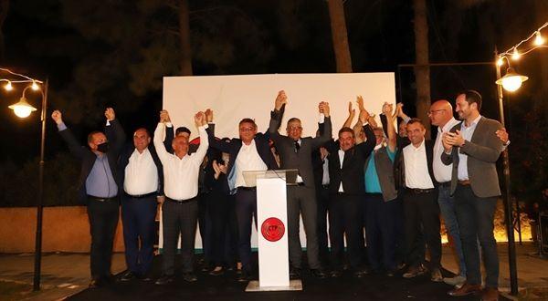 CTP yerel seçimlerle ilgili aday tanıtımına dün akşam Akdoğan'da devam etti