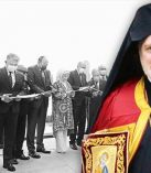 New York'taki Türkevi'nin açılışına katılan Başpiskopos Elpidoforos özür diledi