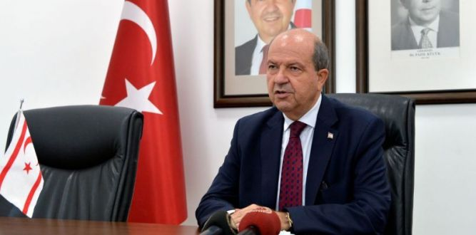 Cumhurbaşkanı Tatar davetli olarak Ankara'ya gidiyor