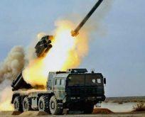 ABD, İngiltere ve Fransa , Suriye operasyonunu başlattı…Bir çok hedef vuruldu