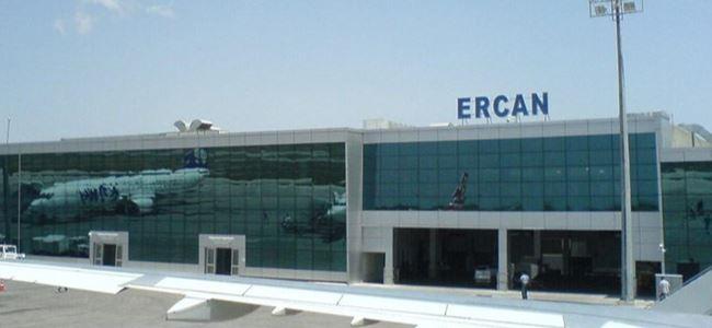 Ercan Havaalanı'nda grev!