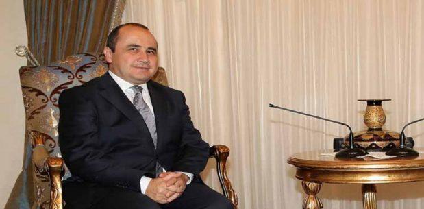 Büyükelçi Başçeri;   Her türlü yardım ve desteğe hazırız