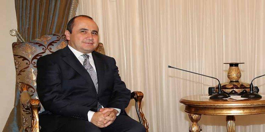 Büyükelçi Başçeri;   Türkiye olarak yardıma devam edeceğiz