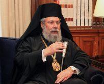 Başpiskopos II. Hrisostomos;   Konfederasyon Helenizm için ölümdür