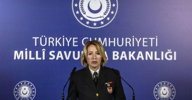 Türkiye Milli Savunma Bakanlığı;  Kıbrıs'ta  barış ve güvenliğin teminatıyız
