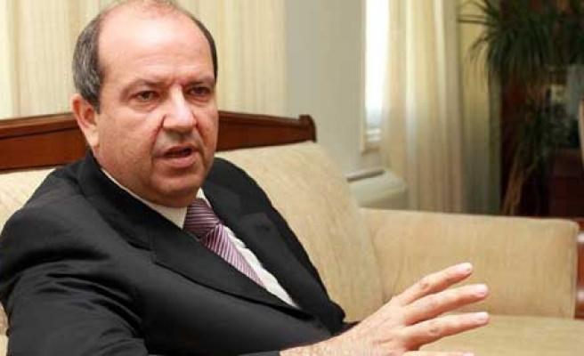 UBP Cumhurbaşkanı adayı Tatar  Yolumuz iki devletli çözüm yoludur