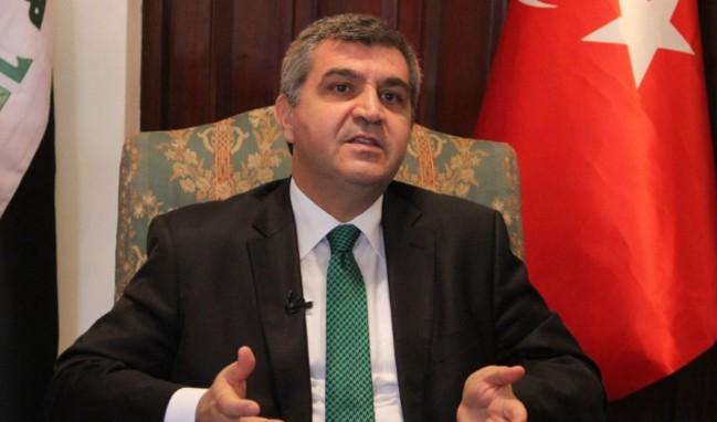 Kaymakçı;   Türk askeri Kıbrıs'ta barışı sağlıyor