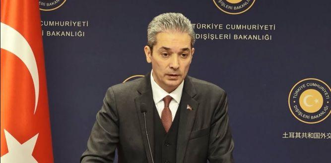 """""""Kıbrıs Türklerinin  haklarını kararlılıkla koruyacağız"""""""