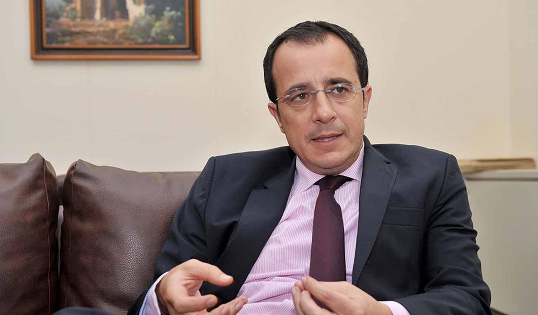 Rum Dışişleri Bakanı Hristoduludis;     Müzakereler kaldığı yerden başlamalı