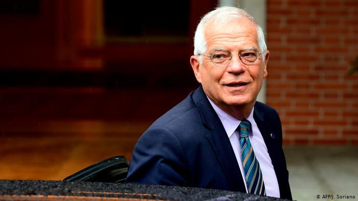 Borrell;  Türkiye-Libya mutabakatı yasadışı demedim