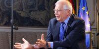 AB Yüksek Temsilcisi Borrell;  Rum tarafı ile dayanışma içindeyiz