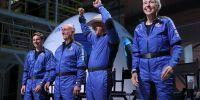Blue Origin'den 100 milyon dolarlık bilet satışı