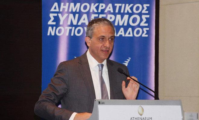 Tornaritis;      Kıbrıs sorununda şah-mat yapmalıyız
