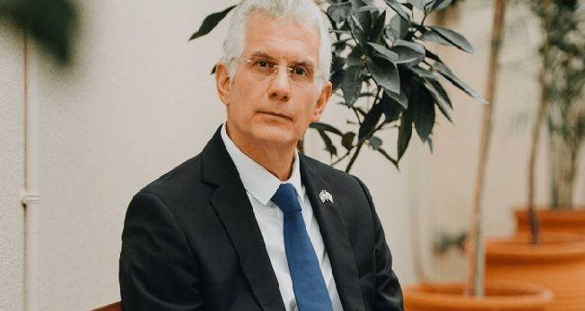 İsrail Büyükelçisi Revel;  Rum tarafıyla Türkiye'ye karşı dayanışma içindeyiz