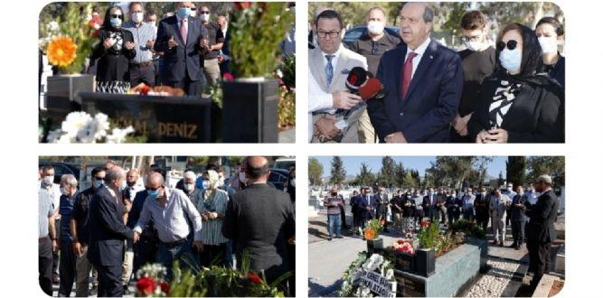Kıbrıs Türk Çiftçiler Birliği'nin kurucusu M.Kemal Deniz, ölümünün 21'inci yılında anıldı