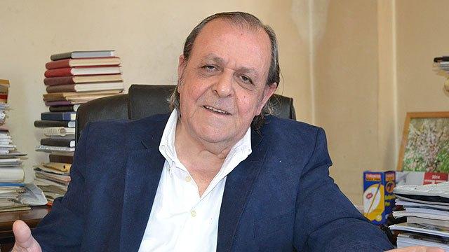 """Şener Levent Rum tarafında aday olacak…   """"Kıbrıslıları""""  temsil edecekmiş"""