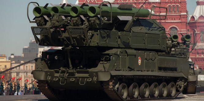 Rum-Fransız ortak askeri tatbikatı…  BUK ve TOR füzeleri kullanıldı