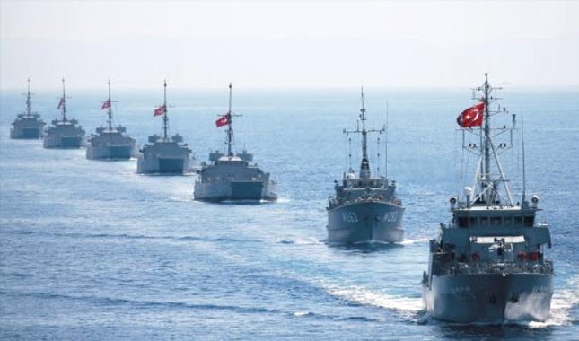 CTP'li ve TDP'liler Rumlarla birlikte açıklama yaptı;  Türk savaş gemilerini kovacaklarmış
