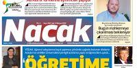 12 Mayıs 2020 NACAK Gazetesi