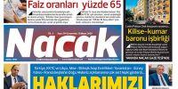 13 Mayıs 2020 NACAK Gazetesi