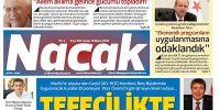 15 Mayıs 2020 NACAK Gazetesi