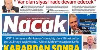 29 Mayıs NACAK Gazetesi