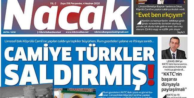 4 Haziran NACAK Gazetesi