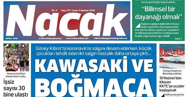 5 Haziran 2020 NACAK Gazetesi