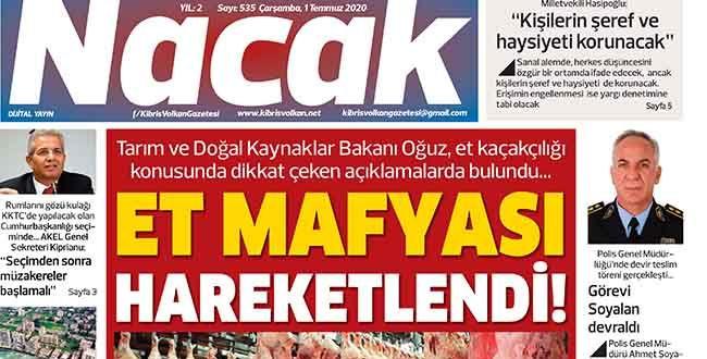 1 Temmuz 2020 NACAK Gazetesi