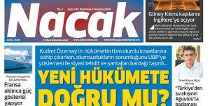 6 Temmuz 2020 NACAK Gazetesi