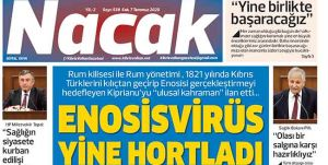 7 Temmuz 2020 NACAK Gazetesi