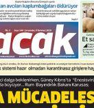 8 Temmuz 2020 NACAK Gazetesi