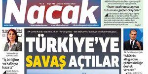 10 Temmuz 2020 NACAK Gazetesi