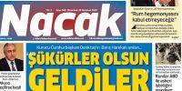 20 Temmuz 2020 NACAK Gazetesi