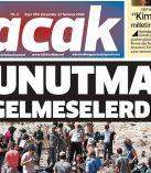 22 Temmuz 2020 NACAK Gazetesi
