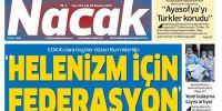 28 Temmuz NACAK Gazetesi