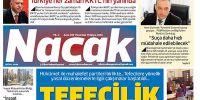 11 Mayıs 2020 NACAK Gazetesi