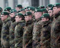 Güney'e Alman askerleri geliyor