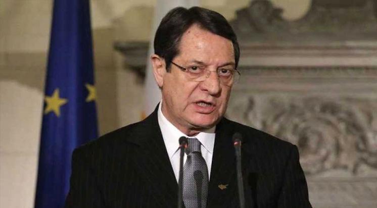 Rum Yönetimi Başkanı Anastasiadis;  Macron'u destekliyoruz