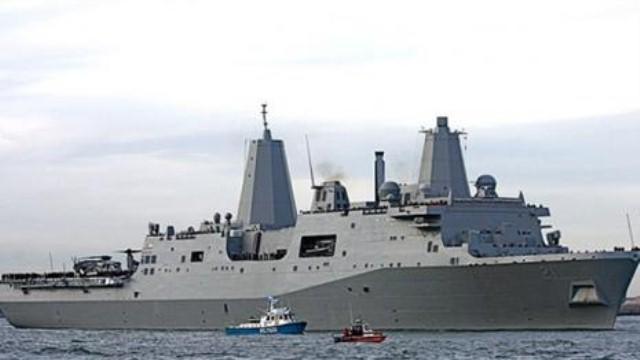 Şer ittifakından  askeri hava-deniz tatbikatı