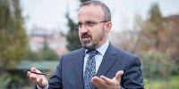 Turan;  Kimse bize Kıbrıs'tan çıkınız diyemez