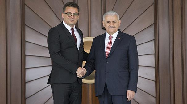 Yıldırım;   Türkiye'nin garantörlüğü devam edecek