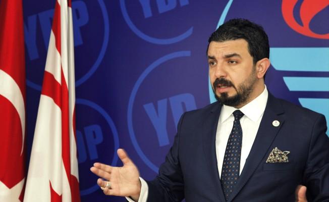 Zaroğlu;  YDP'yi hala hazmedemeyenler var